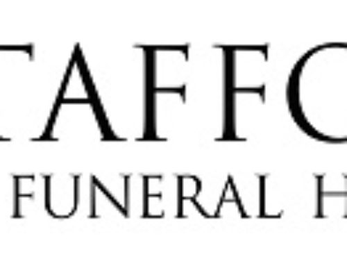 Welcome Sponsors – Staffords Funeral home